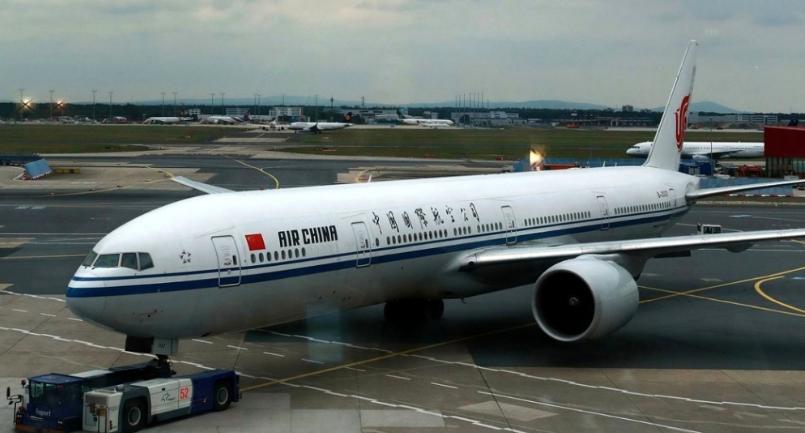 香港机场航班重编配 国航东航往来香港班机全日停飞