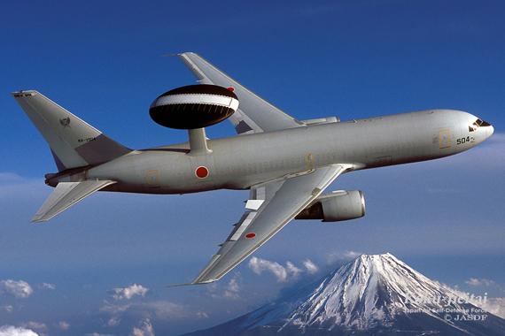 日本将升级最先进E767预警机 具备出色海上监视能力