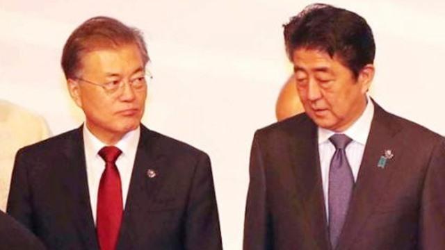 火药味十足 韩国执政党高官与日本记者唇枪舌剑|民主党