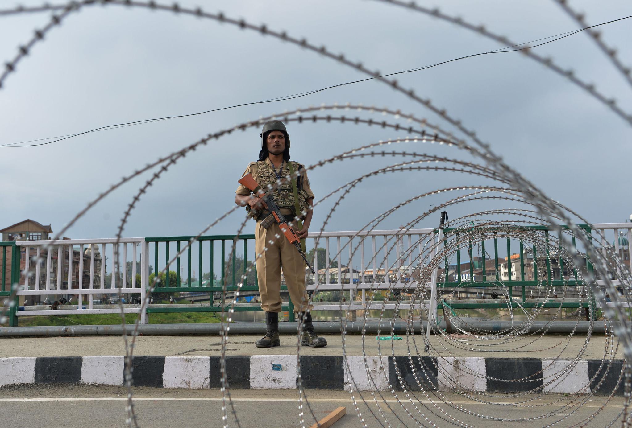 局势升级 巴基斯坦或将军队部署至克什米尔边境