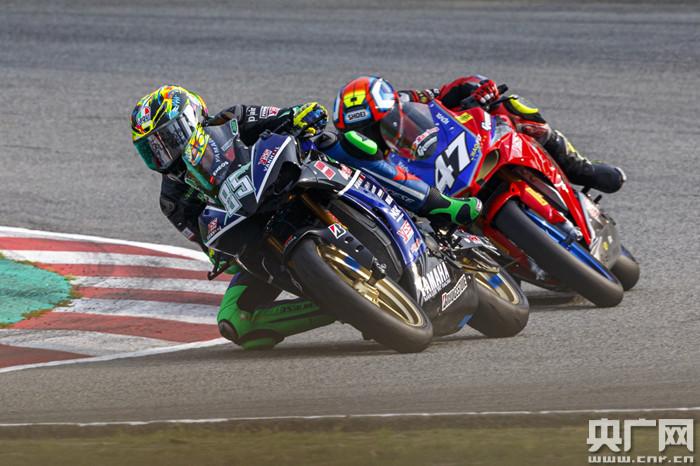 亚洲公路摩托车锦标赛(ARRC)珠海国际赛车场举行