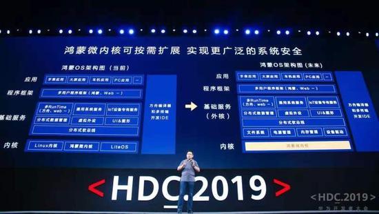 华为或年底推出鸿蒙系统中低端智能手机