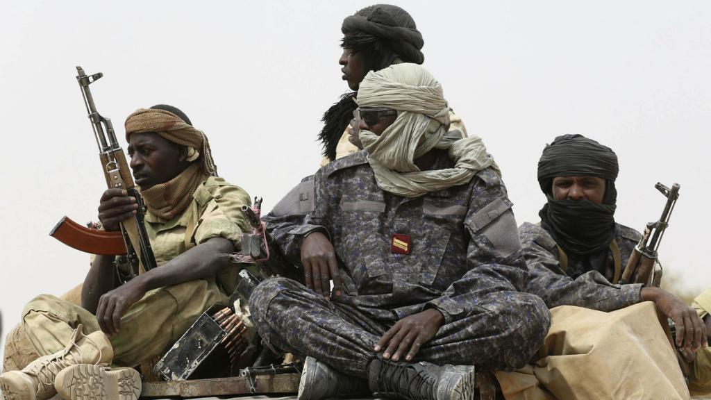 乍得共和国6人被一名女性自杀式炸弹袭击者炸死