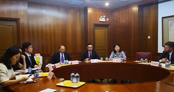 外资司举行中俄投资合作委员会第六次会议筹备工作第二轮会议