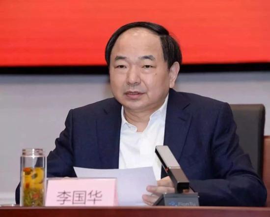 中国联通总经理李国华兼任的这个职务不当了 转给副总范云军
