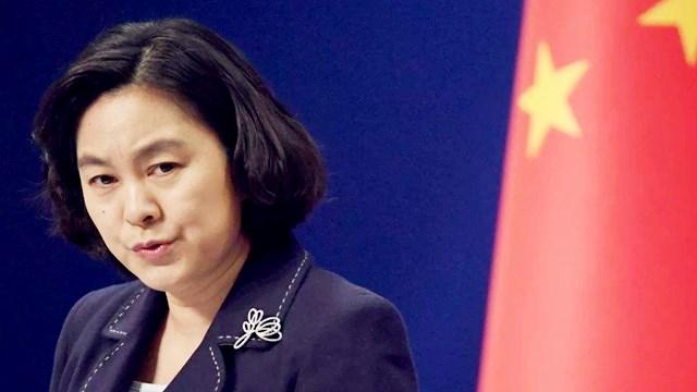 特朗普连发推特谈及香港 中国外交部霸气回怼