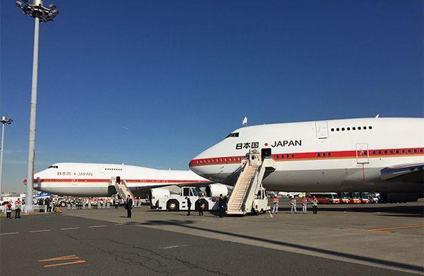 日本空军1号和2号