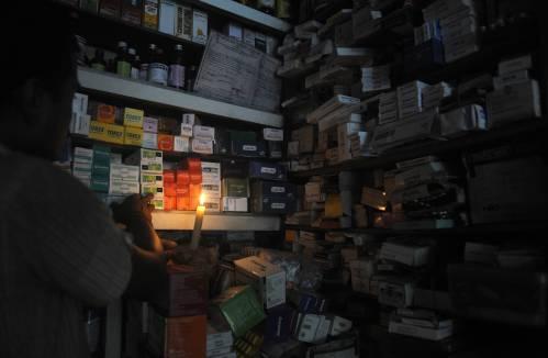 """印度何以成为""""世界药房""""?法媒揭秘"""