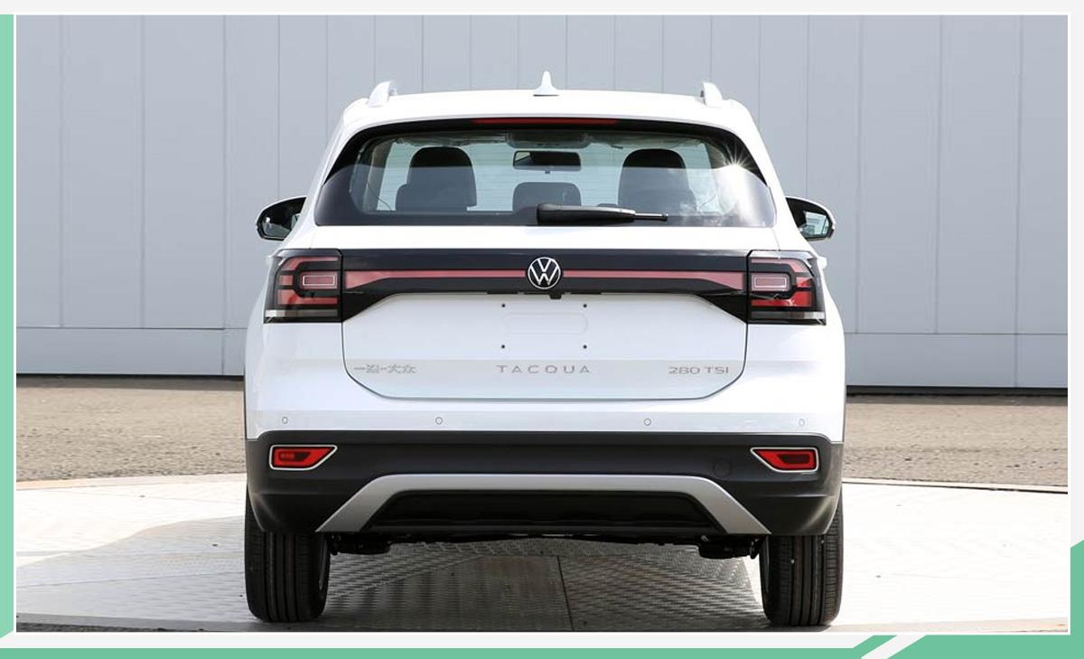 国产版T-Cross 一汽-大众全新小型SUV申报图曝光