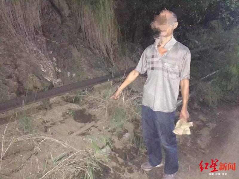 近六旬老人偷锯输水铁管卖钱 为满足自己这个欲望|输水