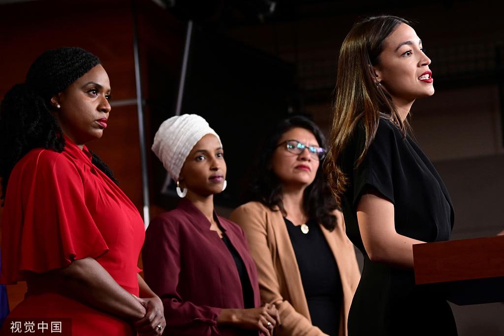 特朗普施压,内塔尼亚胡变卦禁止民主党进步派女议员入境