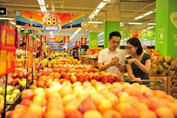 沃尔玛8.8购物节销售规模猛增;中通快递市场份额持续扩大