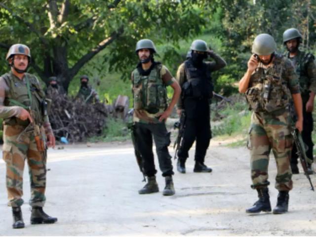 印度否认有5名印军士兵在印巴交火中丧生