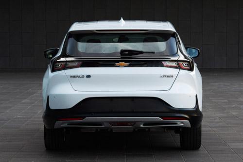 雪佛兰全新纯电SUV实车曝光 轴距与VELITE 6相同