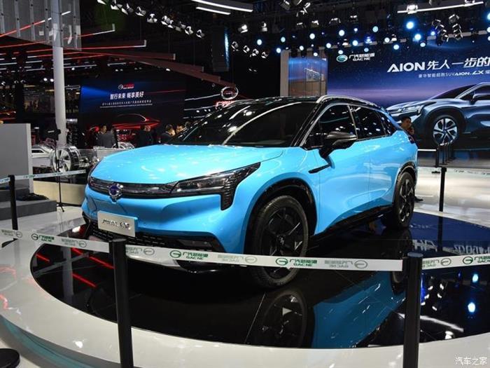 广汽新能源Aion LX将推出双电机版本