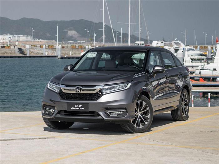 广汽本田全新SUV曝光 搭1.5T发动机
