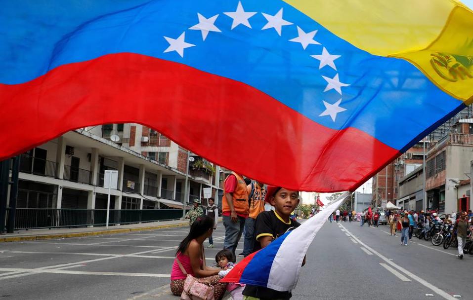 马杜罗:中俄帮助委内瑞拉运动员备战2020年奥运会