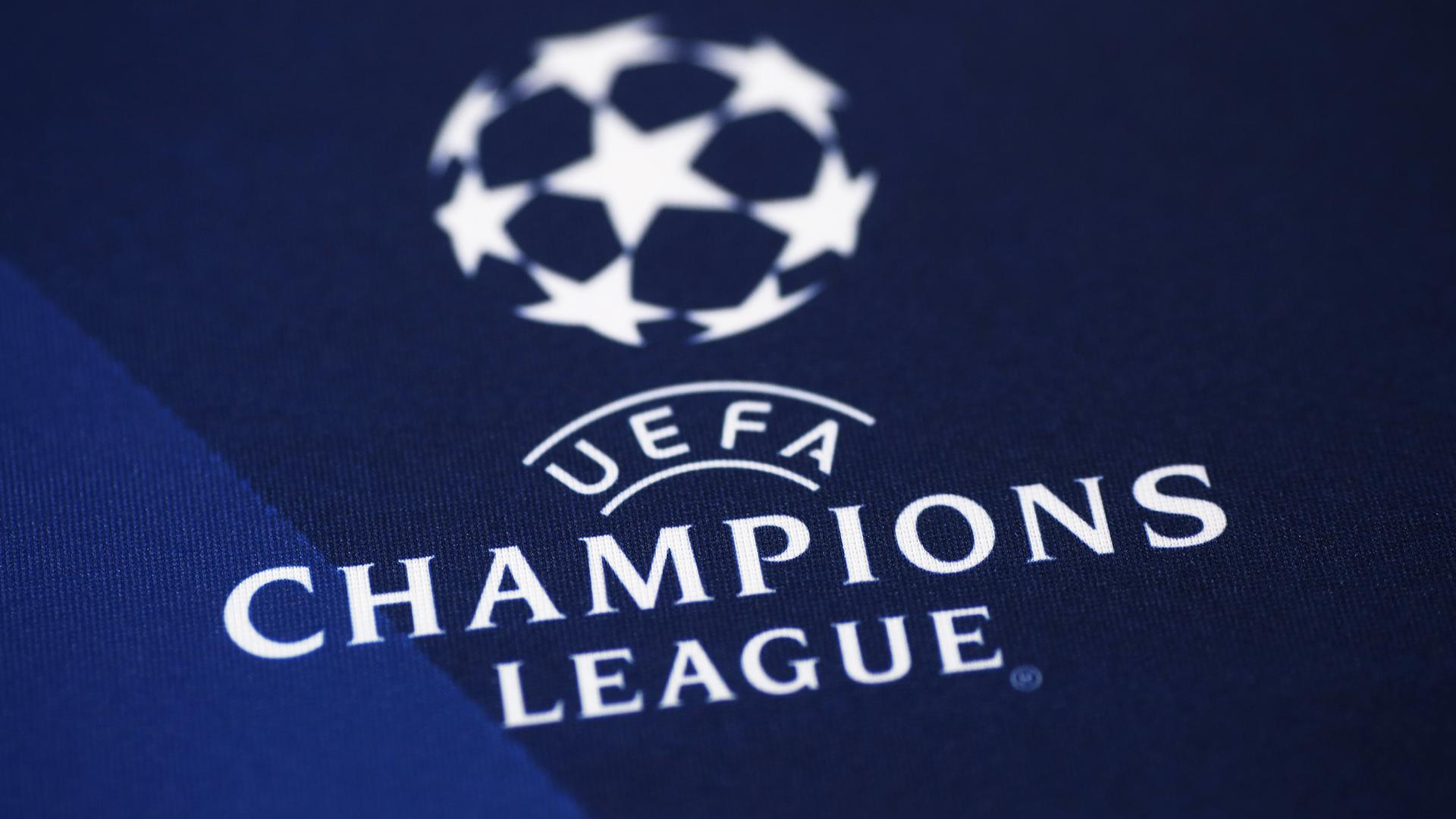 欧冠23支球队确定分档 英超3支一档队
