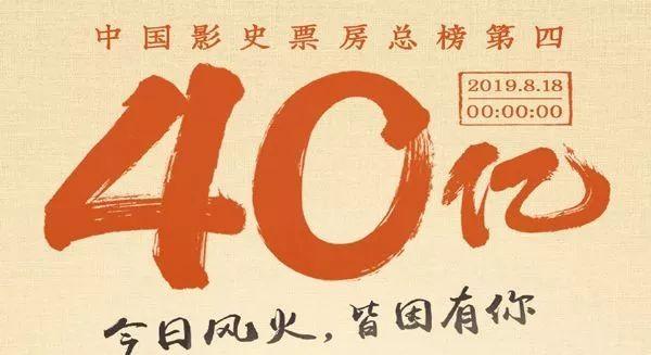 哪吒成中国影史第4部票房超40亿影片 光线或增收10亿
