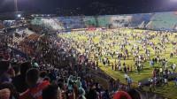 3人死亡!洪都拉斯球场出现大规模球迷骚乱