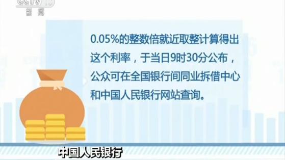中国人民银行:改革贷款市场报价利率形成机制