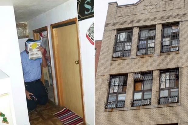 美国一59平公寓被隔成11间房住9人 房东被重罚|房东|租客