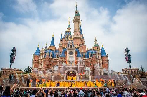 上海迪士尼官司缠身,仍扩建新园
