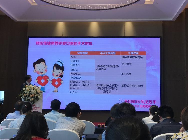 中国人群卵巢癌多基因突变图谱被捕获 BRCA1突变者终身患癌风险高达约6成