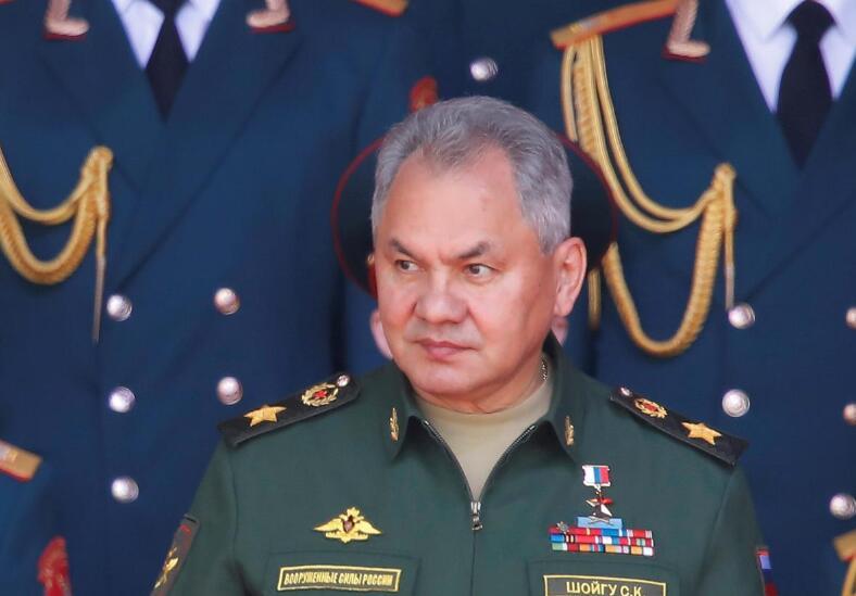 俄防长:只要美国在亚欧克制 俄就不会先部署新导弹