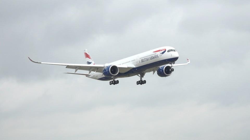 民航早报:希思罗-肯尼迪机场航线年收入超10亿美元