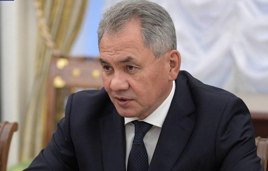 俄防长:美违反中导条约在先 俄方从未拒绝对话