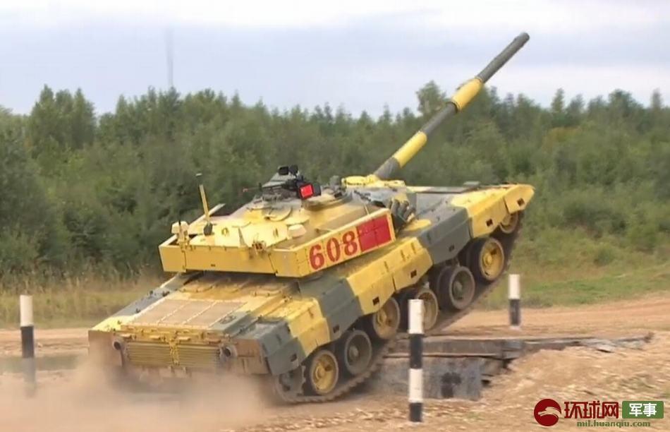 中国队为何首次无缘坦克两项决赛 官媒给出两个答案