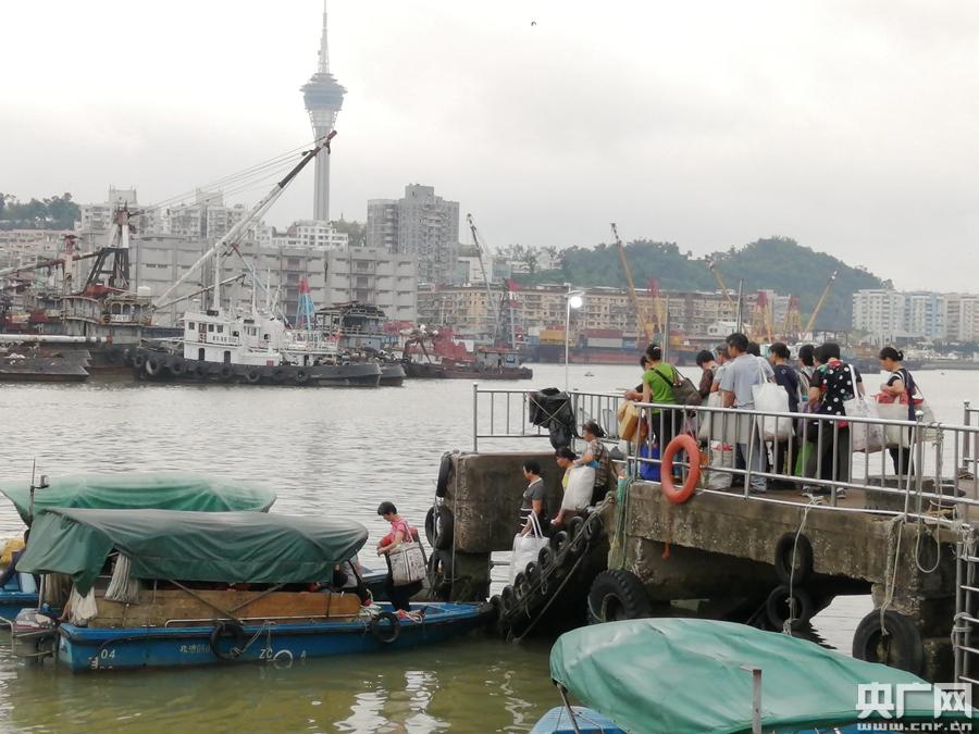 南海开渔 湾仔码头迎来渔民复工潮