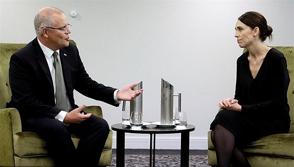 """澳大利亚要加强""""品格测试""""遣返犯罪移民,隔壁新西兰:我们又躺枪"""