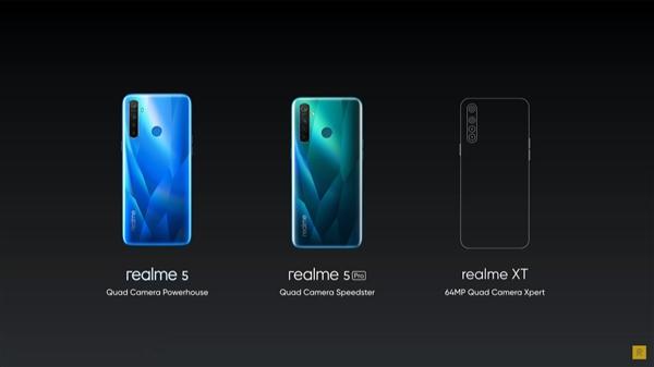 realme XT宣布:6400万AI四摄加持 9月亮相