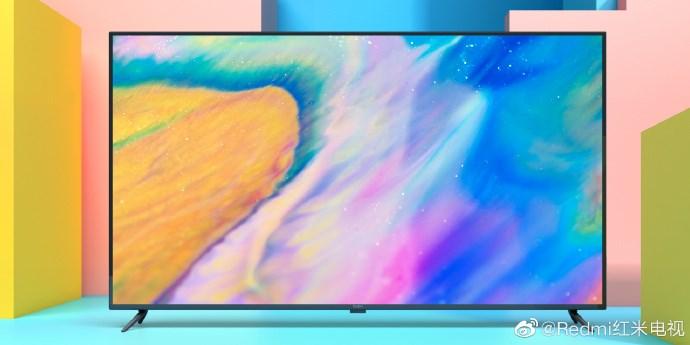 Redmi首款智慧电视外观公布