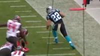 【NFL风采】三年级生克里斯蒂安-麦卡弗里的个人表演时刻