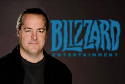 暴雪总裁确认正开发新IP PC游戏仍是重中之重