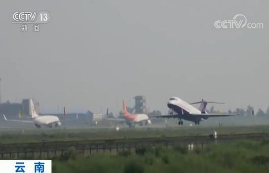 国产客机ARJ21首次高原演示飞行 有能力向我国西部高原地区拓展航线