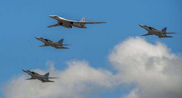 俄防长:俄战略远程轰炸机已恢复昔日巡航能力|轰炸机