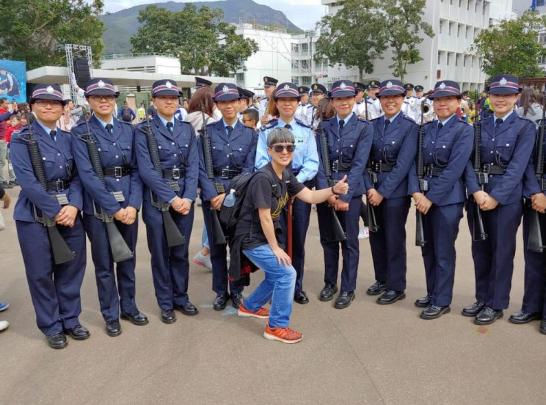 """要說真相喚醒香港人 曾KO亂港派的""""正義姐""""再發聲"""