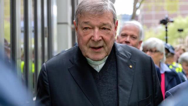 梵蒂冈前财政部长性侵男童案,上诉被澳洲法院驳回