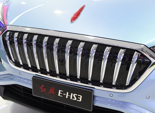 首款纯电动 红旗E-HS3售价22.58万起