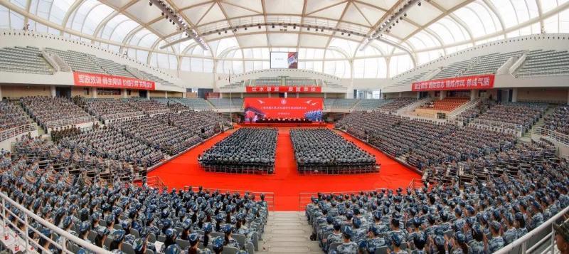 上海交通大学2018级学生军训动员大会举行
