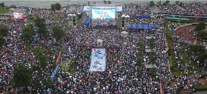 """""""港独移民""""首选台湾?台网友急了"""