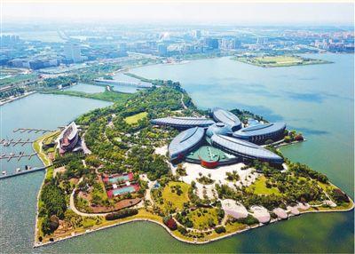 上海自贸试验区临港新片区揭牌(礼赞70年)