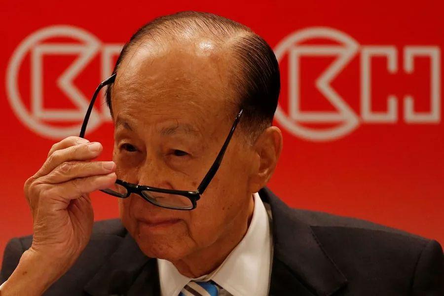 李嘉诚已买下半个英国 在香港赚翻了在英国也赚了?