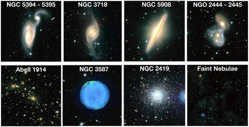 国家天文台北京-亚利桑那巡天发布DR3版本数据