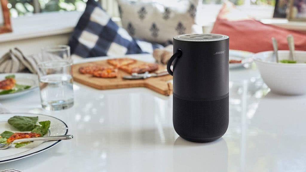Bose推出新款扬声器 内置谷歌助手和亚马逊Alex双系统