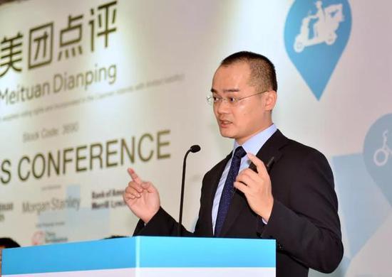 王兴:中国城市人口正倾向于不做饭 美团外卖机会多